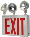 New York City Approved Emergency/Exit Combo