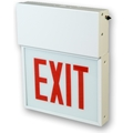 Chicago City Approved Battery Backup Exit Sign