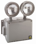 Wet Location 15 Watt 90 Minute Emergency Light